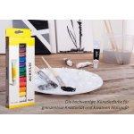 Künstlerfarben Acryl und Öl  in Studienqualität...