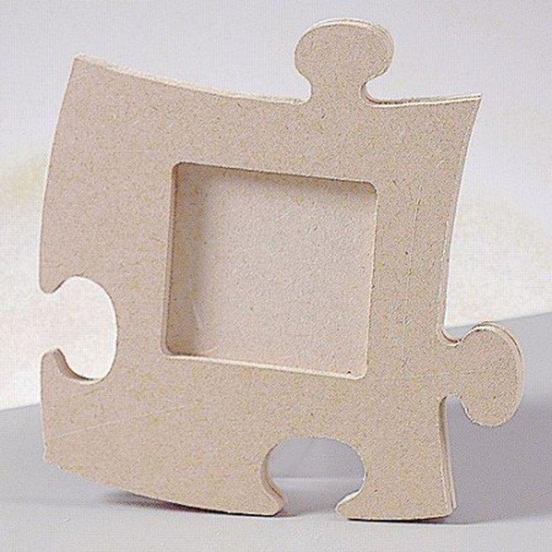 Bilderrahmen Puzzleteile | zum Gestalten
