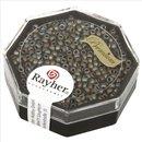 Premium-Rocailles, 2,2 mm ø, metallic gefrostet,...
