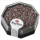Premium-Rocailles, mit Silbereinzug, ø 1,5 mm,...
