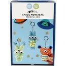 """Alien DIY-Kit """"Space Monsters"""", 1 Set"""