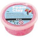 Foam Clay®, Modelliermasse, 1 Dose mit 35g, neon pink