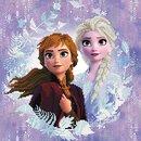 Diamond Dotz® Disney Frozen II Sisters, 40x40 cm, 1 Set