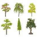 Laubbäume, Laubbaum, verschiedene Varianten, 5 bis...