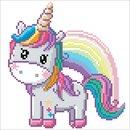 "Diamond Dotz® Einhorn ""Magic Rainbow"" 31x31..."
