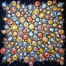 Blob Paint Metallic, 90ml, verschiedene Farben, 1Flasche