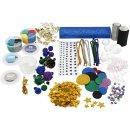 Kreativbox Weltraum, 1 Set, Modellier- und Bastelset