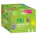 MUCKI Fingerfarben Premium-Set wildChild