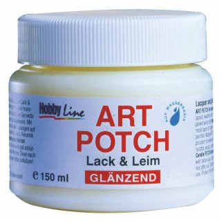 KREUL Art Potch Lack & Leim glänzend 150 ml