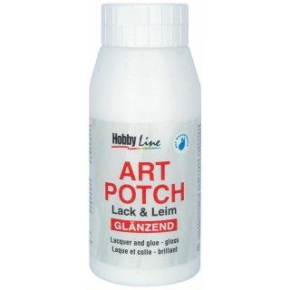 KREUL Art Potch Lack & Leim glänzend 750 ml