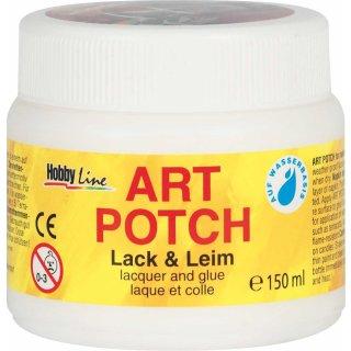KREUL Art Potch Lack & Leim 150 ml