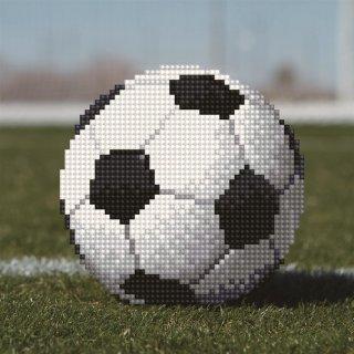 Diamond Dotz® Soccer Ball, 20,3x20,3 cm, 1 Set