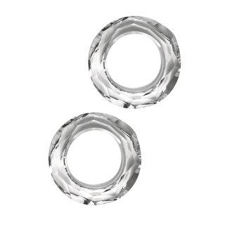 Swarovski Kristall-Schliffring, mondstein, 14 mm, Dose 1 Stück
