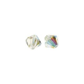 Swarovski Kristall-Schliffperlen, mondstein, 4 mm ø, Dose 50 Stück