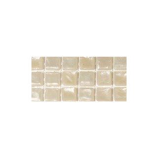Acryl-Mosaik, Perlschimmer,selbstklebend, silver shadow, ø 5mm, rund, 3 Farben, Beutel, 144 Stück