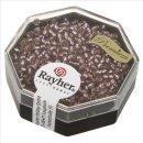 Premium-Rocailles, 2,2 mm ø, rosa chiffon, Dose 12g, mit Silbereinzug