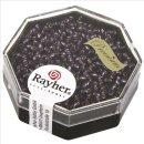 Premium-Rocailles, 2,2 mm ø, violett, Dose 12g,...