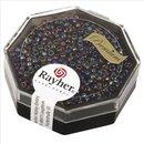 Premium-Rocailles, 2,2 mm ø, orchidee, transparent...