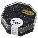 Miyuki-Perle-Drop, metallic, blutstein, 3,4mm ø, Dose 6g