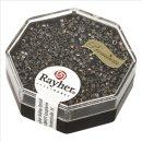 Delica-Rocailles, 1,6 mm ø metallic, brill.bronze, Dose 4g