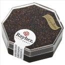 Delica-Rocailles, 1,6 mm ø metallic matt, mokka, Dose 4g