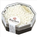 Delica-Rocailles, 1,6 mm ø , weiß, Dose 6g