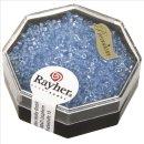 Delica-Rocailles, 1,6 mm ø , aquamarin, Dose 8g