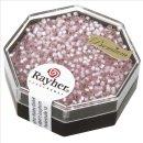 Delica-Rocailles, 1,6 mm ø , rosé, Dose 6g, perlglanz
