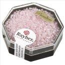Delica-Rocailles, 1,6 mm ø , puderrosa, Dose 8g, perlglanz