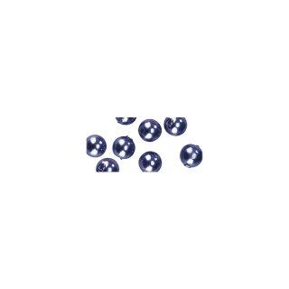 Wachsperlen, 4mm ø, lila, Beutel 100 Stück