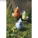 Bastelpackung Birdies, 1 Set für 3 Vögel